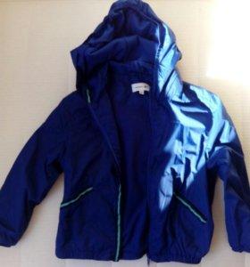 Куртка(ветровка) lacoste