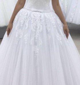 Новые свадебные платья