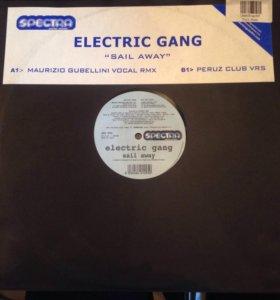 DJ Винил Electric Gang
