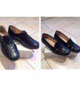 Новые женские туфли, весна