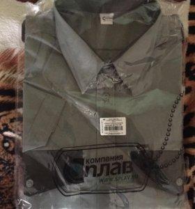 Рубашка охранника (новая ).