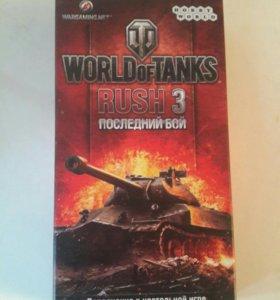 "Настольная игра "" World of Tanks"""