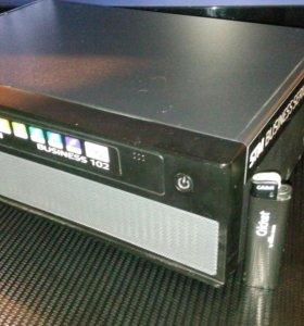 Mini ITX, 4 ядра, 8Гб памяти, 2Тб HDD