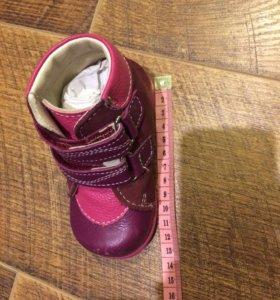 Детские ботиночки 20 р-р.