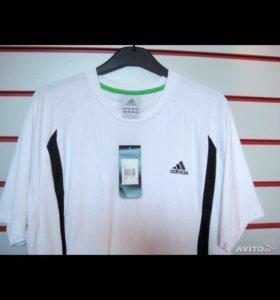 Новая футболка ориг Adidas