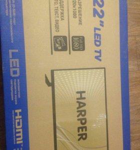 Телевизор LED 22 d