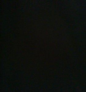 Подкладочная ткань темно-коричневая