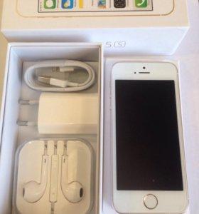 iPhone 5s 32gb новый