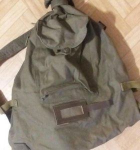 Армейский вещевой мешок .Новый