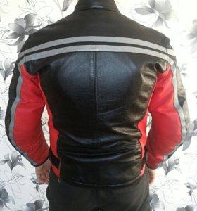 Мотокуртка мужская