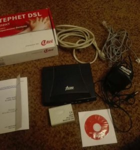 Модем (интернет ADSL)