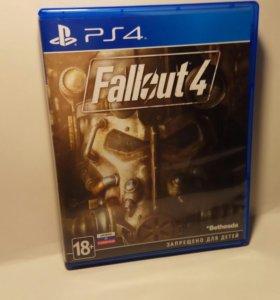 Fallout 4 на PlayStation 4