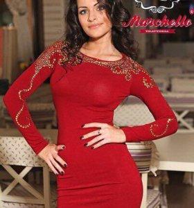 Платье новое, размер 40-42.
