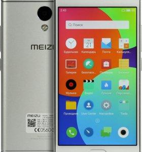 Meizu M3s 32gb/3gb оперативка