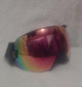 Горнолыжная маска Smith Optics turbo Fan