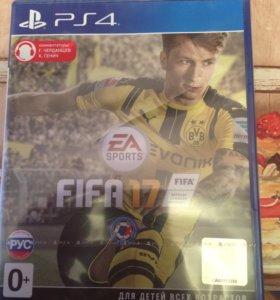 Fifa17 новая, запакованная.