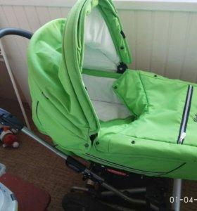 Детская коляска Emmaljunga City Cross +Korg 2 в 1