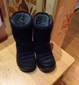 Детские ботинки Kuoma