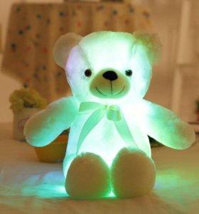 Светящиеся плюшевый мишка ночник