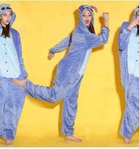 Кигуруми(пижама)Стич