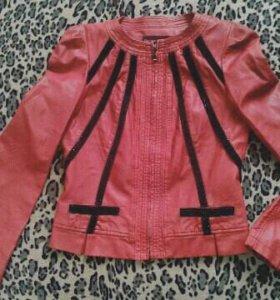 Куртка, кожанка(иск кожа, ветровка)
