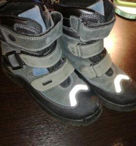 Зимние ботинки Primigi 👢 детские зимние