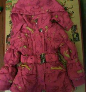 Курточка весна-осень на 2-3 года
