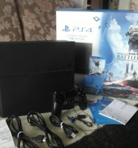 PlayStation 4, 1 Тб