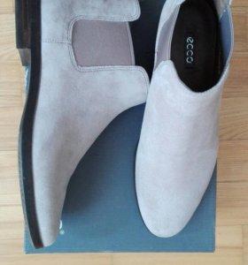 Ботинки Ecco срочно