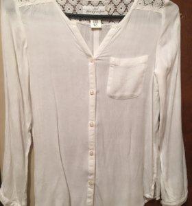 Рубашка для девочки лет 10-11 лет