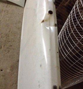 Капот и крышка багажника Ваз 2106. Под ремонт