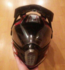 Продам Кроссовый шлем