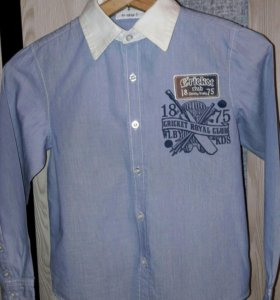 Стильная рубаха для мальчика