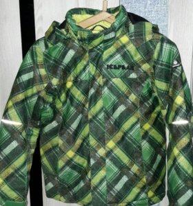 Куртка весна-осень для мальчика