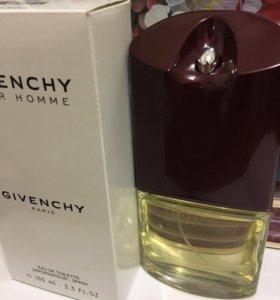 Мужские духи тестер Givenchy