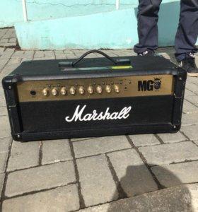Усилитель Marshall MG100HFX