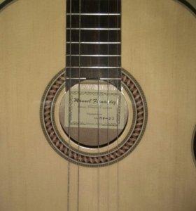 Гитара классическая Manuel Fernandez MF-23+прочее