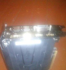 Gigabyte GTX1050Ti OC 4гб в идеальном состоянии