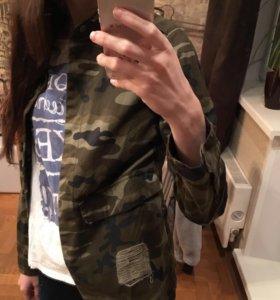 Джинсовая куртка/рубашка