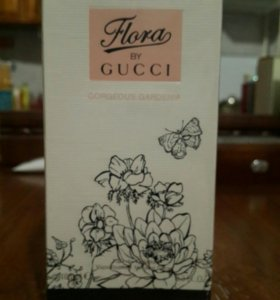 Flora by Gucci оригинал 100 мл