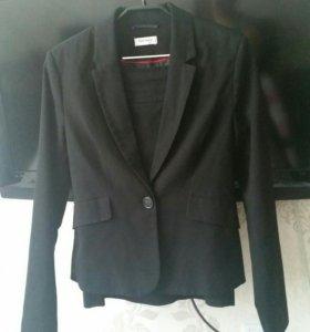 Костюм (пиджак юбка)