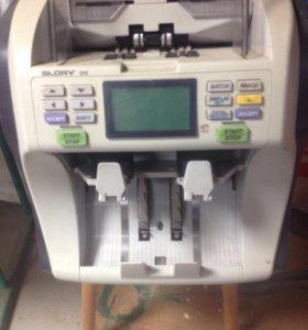 Сортировщик и детектор валют