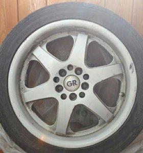 Комплект колёс R17 5x100 / 5x114.3