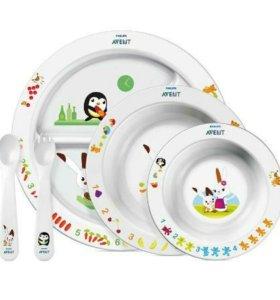 Набор посуды для малыша Philips AVENT 5 предметов