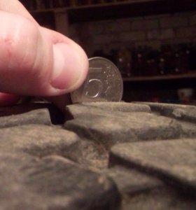 Внедорожная резина на литых дисках