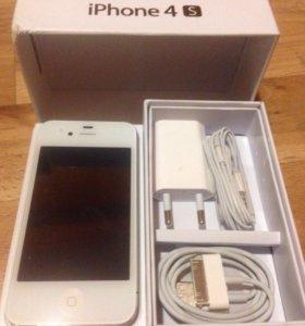 iPhone 4s 32gb новый