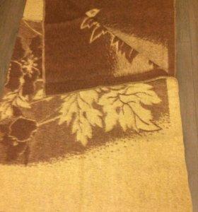 Одеяло из верблюжей шерсти 150х200