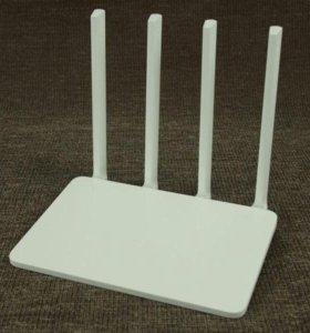 Xiaomi Mi Router 3 - 2,4 и 5 ГГц Wi-Fi роутер