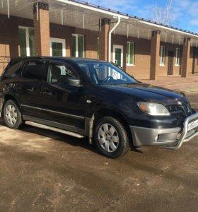 Mitsubishi Outlander 2004, 2.0 MT