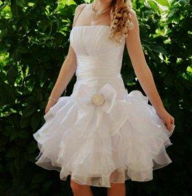 Платье бальное,на выпускной